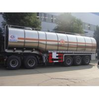 60000L Stainless Steel Fuel Tanker Manufactures