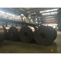 High Strength Cold Rolled Steel Coil For Construction Materials Commerical Quality Manufactures