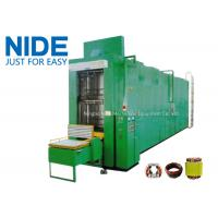 32 position Trickle Impregnation Machine / Automatic stator varnish machine Manufactures