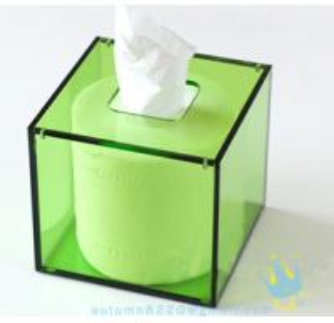 green napkin holder Manufactures