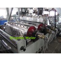 High Performance Transparent Pet Sheet Production Line Thickness 0.12mm - 5mm Manufactures