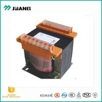 400V 220V Small High Frequency 3 Phase Transformers Copper Winding Over - Current Protection Manufactures