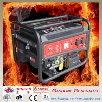 China 2.8kw Gasoline Generators Low Price & High Quality on sale