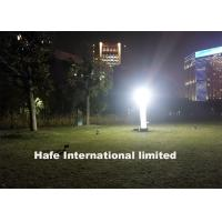 Prism Type Construction Site Lighting Tower Portable Inflatable Lighting System Manufactures