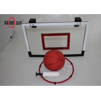Durable Mini Basketball Hoop Customized Size 8 Loopnet For Kids / Adults Manufactures