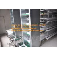 Poultry Farming H Type Battery Layer Chicken Cage with 112 Birds Hot Galvanized Steel Cage & Bird Cage for Indonesia Manufactures