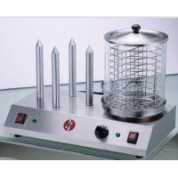 Roast Sausage Machine With Sausage Warmer Manufactures