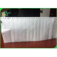 China Self Adhesive Tyvek Paper Customized 1025D For Barcode Label Printing on sale