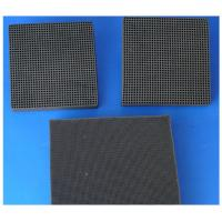 China Thermal Shock Active Carbon Honeycomb Ceramic Plate With Large Surface Area on sale