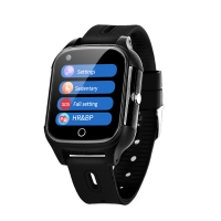 4G WIFI GPS Smart Watch for Elderly seniors Geo-Fence Android OS  SOS smart phone watch Manufactures