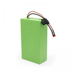 CC CV 48V 15Ah Rechargeable Lithium Battery Packs 1C Discharge Manufactures