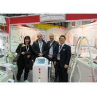 FDA Approved Diode Laser Hair Removal Machine 808nm Diode Laser With Cooling System Manufactures