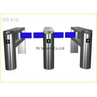 Quality Emergency Factories  Supermarket Swing Gate Sound And Light Alarm Turnstiles for sale