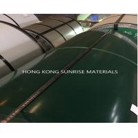 ASTM Green Ppgi Coil Prepainted Galvannealed Steel Sheet In Coil Z80 0.15 X 1200MM Manufactures
