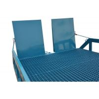 8000Kg manual Mobile Dock Ramp , mechanical durable mobile loading dock Manufactures