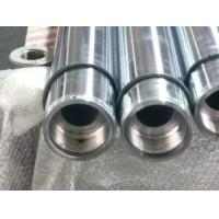 Chrome Hollow Piston Rod Induction Hardened 1 m - 8 m Professional Manufactures