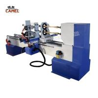 China CA-1516 Double Axes Double Spindles CNC Wood Turning machine for wood processing on sale