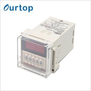 Adjustable Timer Delay Relay 12V 24V 110V 220V 380V For Houses / Industrial Time Control Manufactures