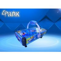 Coin Operated Turbo Air Hockey Kids Race Arcade Game Machine Customized Manufactures