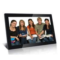 Big 21.5 Inch FHD High Resolution Digital Picture Frame With Video Loop Play Manufactures