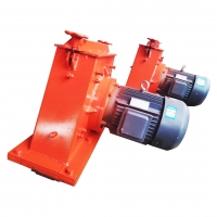 Belt Driven Metal Cleaning Turbine Impeller Head Crystalline Silicon Manufactures