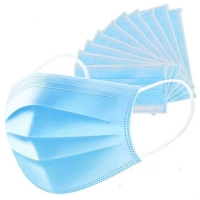 Anti Virus ASTM Disposable 3 Layer Individual Mask Manufactures