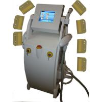 OEM design 4S multiple 2 display Beauty Machine-IPL&RF&E-light&Nd:YAG laser system Manufactures