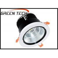 Embedded Ceiling LED Down Light With Reflector 24 Degree / 38 Degree / 60 Degree Manufactures