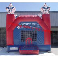 custom-inflatable-bounce-house-Boy Scouts Jump Manufactures