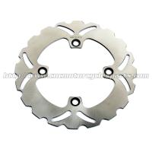 Motorcycle Brake Disc Rear Right Racing brake discs Kawasaki Ninja 600 636 220mm Manufactures