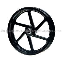 Forged Alloy Custom motorcycle wheels and tires For VFR 750 CBR400 CBR600 Manufactures