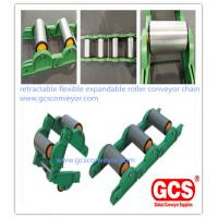 China retractable flexible expandable roller conveyor chain \Roller Conveyor System Line, Roller Conveyor System Line Supplier on sale