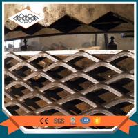 hot dip galvanized industrial use heavy duty expanded metal mesh Manufactures