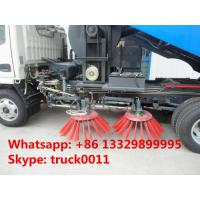 Quality 2017s new cheapest price CLW Brand road sweeping vehicle for sale, hot sale! good price mini road cleaning truck for sale