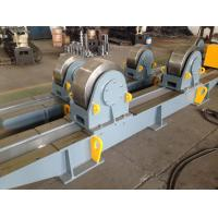 Quality Automatic Pipe Welding Turning Rolls Tanks Rotator Double Motorized For Storage Vessels for sale