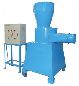 Popular Automatic Foam Crushing Machine / PVC Waste Pipe Crusher Manufactures