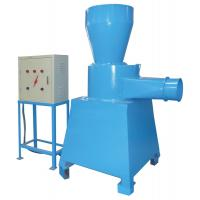 Popular Automatic Foam Crushing Machine / PVC Waste Pipe Crusher Waste Reuse Manufactures
