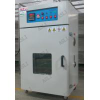 Two Layers High Temperature Ovens ,  Micro PID Control Lab Drying Vacuum Chamber Manufactures