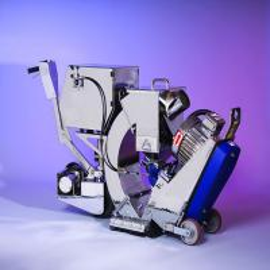 Load LCL FCL Concrete Floor Road Shot Blasting Machine Manufactures