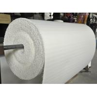 Polyester multifliament Pneumatic fluidizing conveyor medium the woven type Airslide fabric belt 580mm width Manufactures