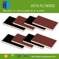2018 poplar lumber core 18mm film faced plywood indonesia market price Manufactures