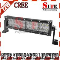 New 13.5'' Curved 72W CREE Led Light Bar 4x4 Truck Driving Light Off road LED Work Lights Manufactures