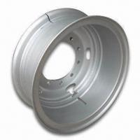Truck Tube Wheel, Made of Steel, with 8.5-24 Size and 178/180mm Offset Manufactures