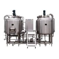 800 L Free Design Commercial Microbrewery Equipment Use For Restaurant Manufactures