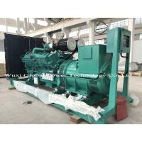 Cummins KTA19 Series Open Diesel Genset with ABB switch , 440KW Standby Power Manufactures
