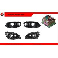 good quality headlamp housing mould manufacturer in China with International standard Manufactures
