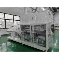China Low Noise Tissue Paper Packaging Machine 25KW Stable Working Performance on sale