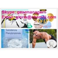 99% Min Pure Powder Testosterone Phenylpropionate 1255-49-8 For Bodybuilding Manufactures