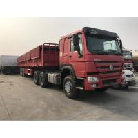 Buy cheap 420HP Engine 6x4 Prime Mover Truck 50 Tons Loading Color Optional With One from wholesalers