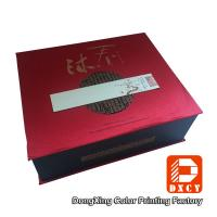 Durable Decorative Cardboard Luxury Gift Boxes With Lids Hot Foil Stamping Manufactures